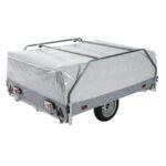 Dodatna oprema za šotorske prikolice Trigano – nosilec za prtljago
