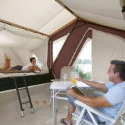 Šotorske počitniške prikolice Raclet Panama Up