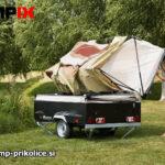 Šotorska prikolica Raclet Safari