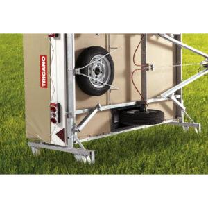 Dodatna oprema za šotorske prikolice - Rezervno kolo